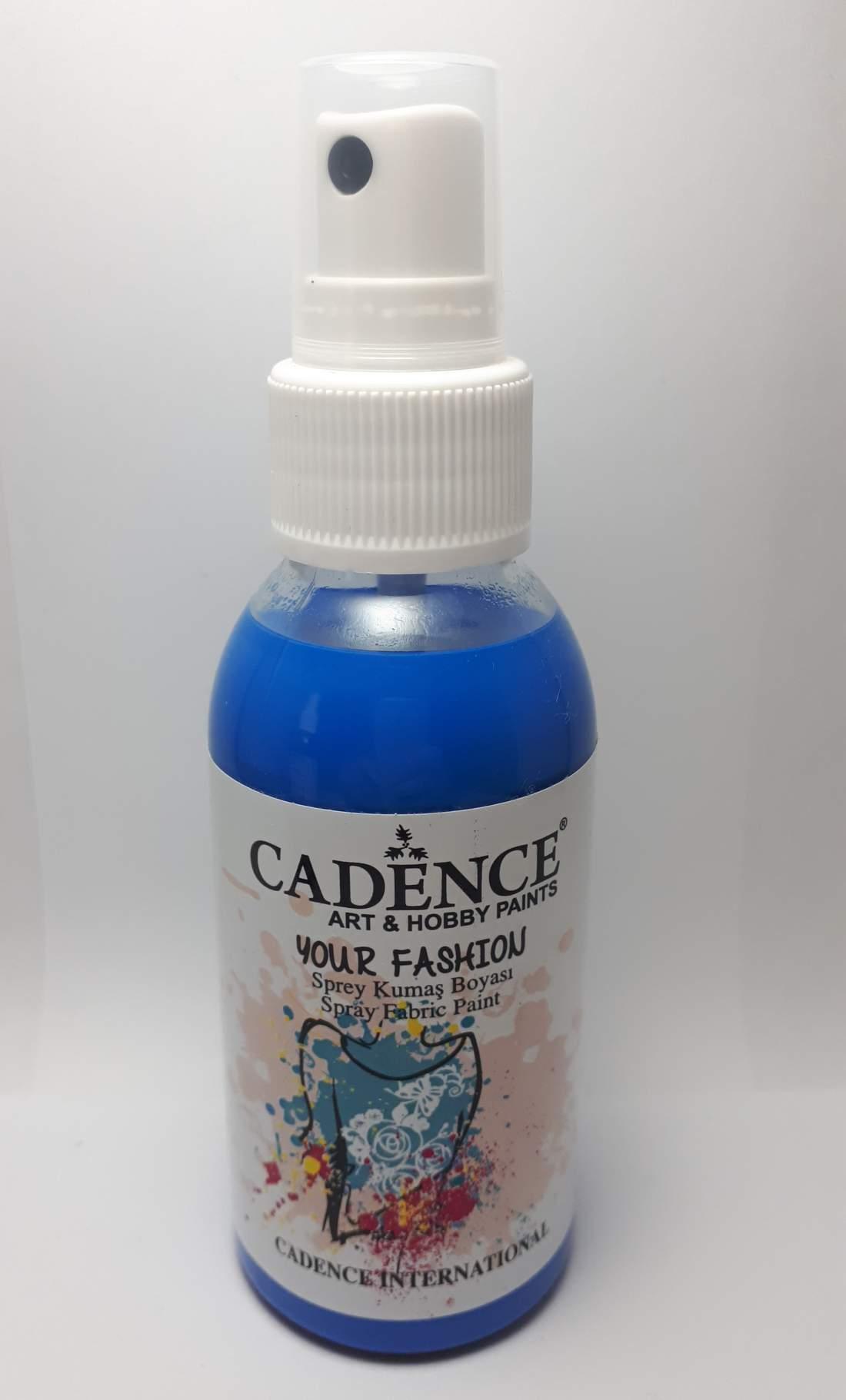 Your fashion textil spray - tengerkék