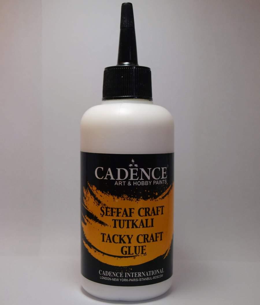 Tacky glue
