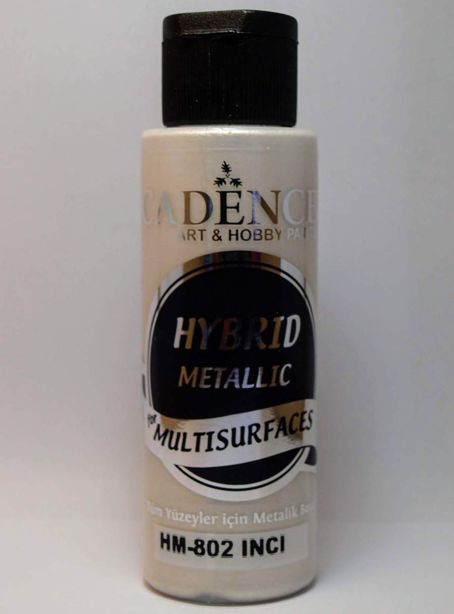 Hybrid akril festék metál - gyöngyház