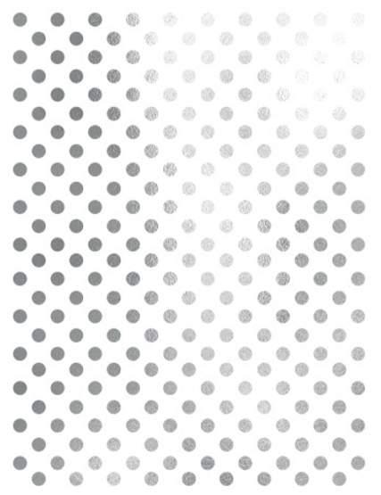 A3 rizspapír - ezüstfüst 024