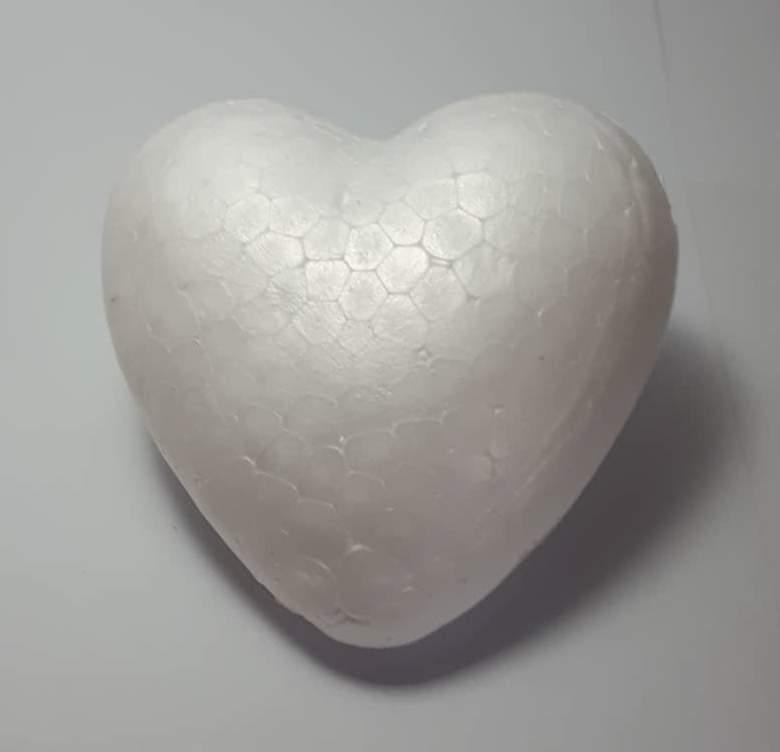 Szív 7 cm