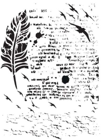 Stencil MA69