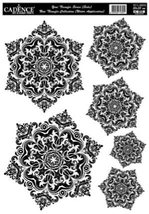 Csipketranszfer - Fehér - NTC-B005