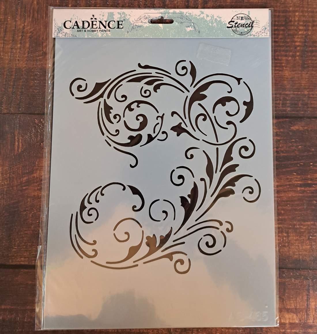 Stencil AS465