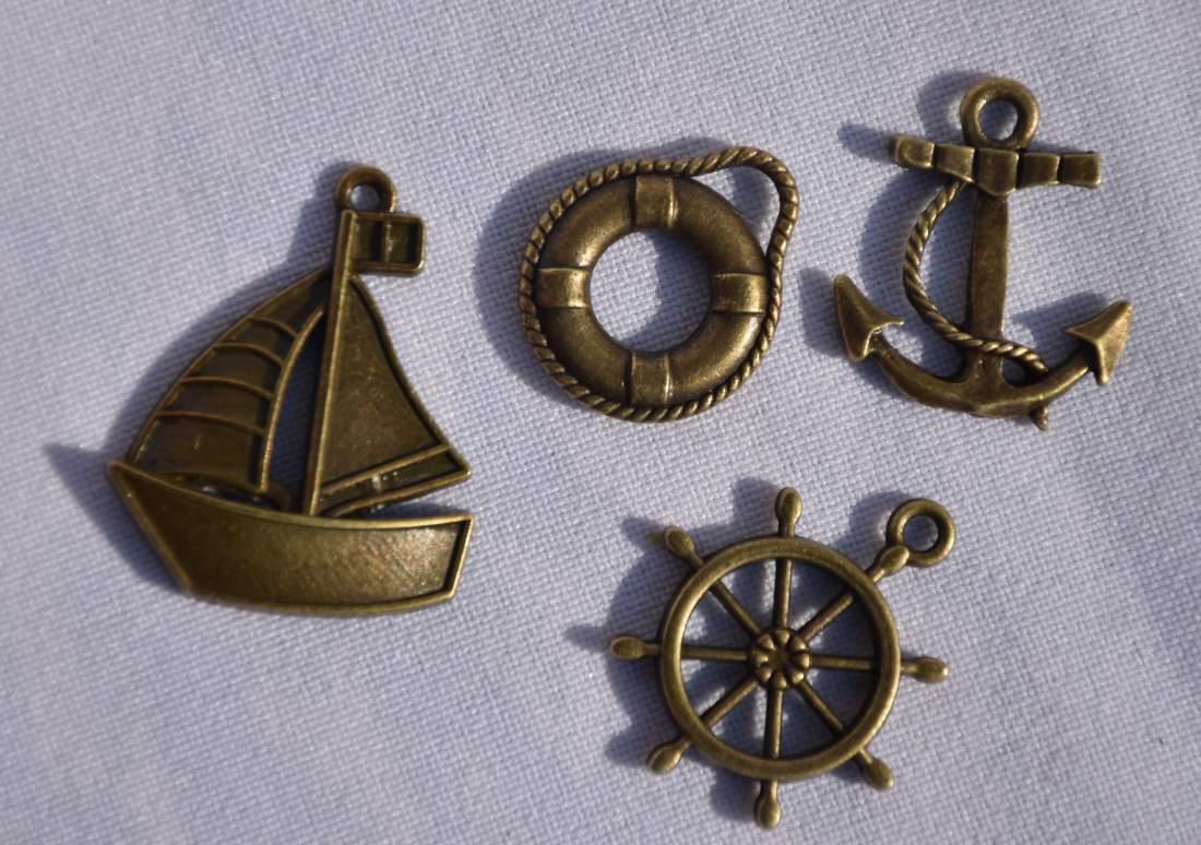 Medál - hajós csomag