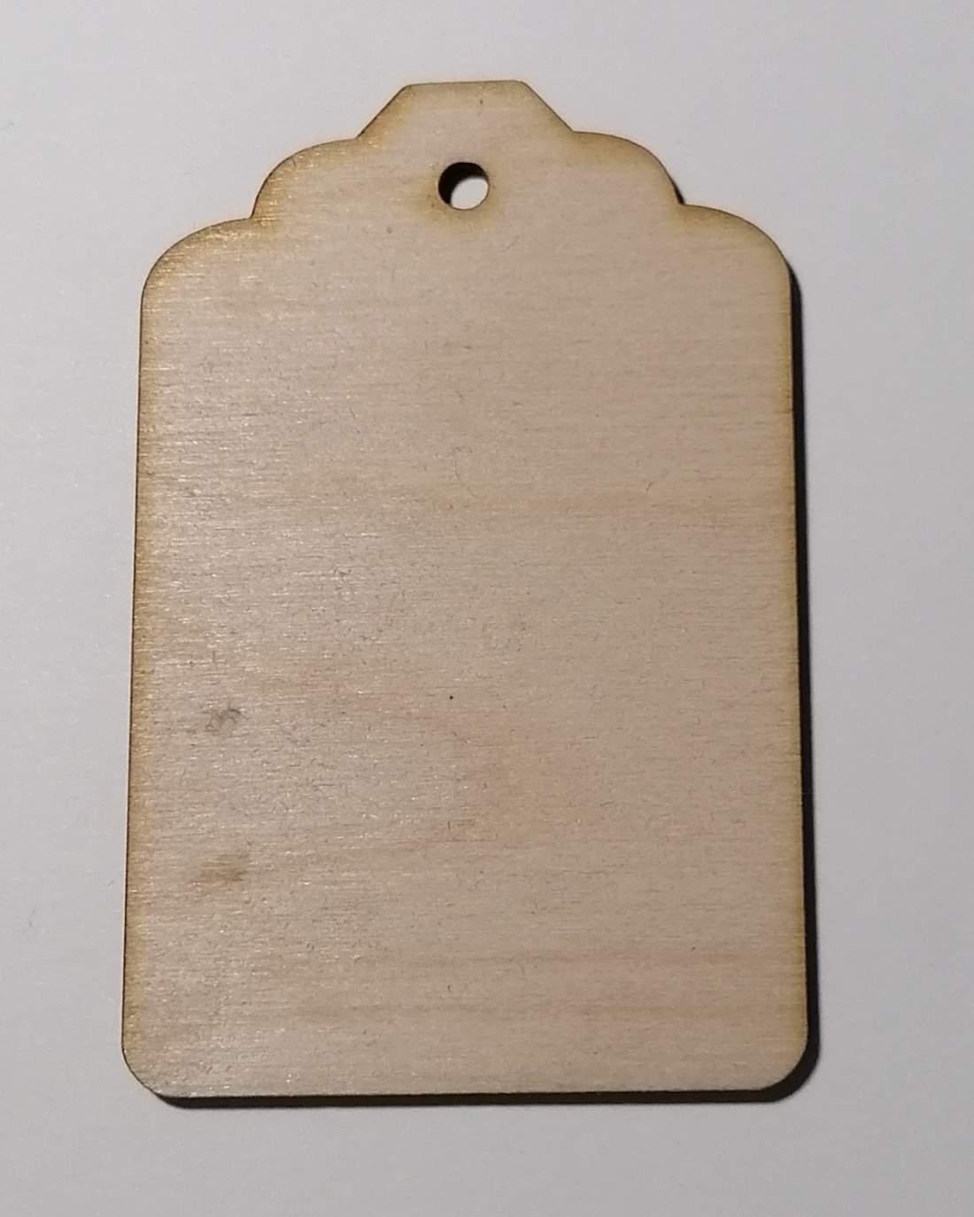 Natúr fa tábla nagy - 5 darab/csomag