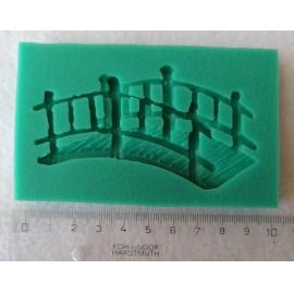 Szilikon forma - híd