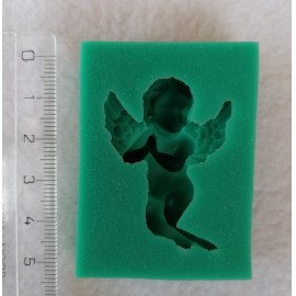 Szilikon forma - imádkozó angyal