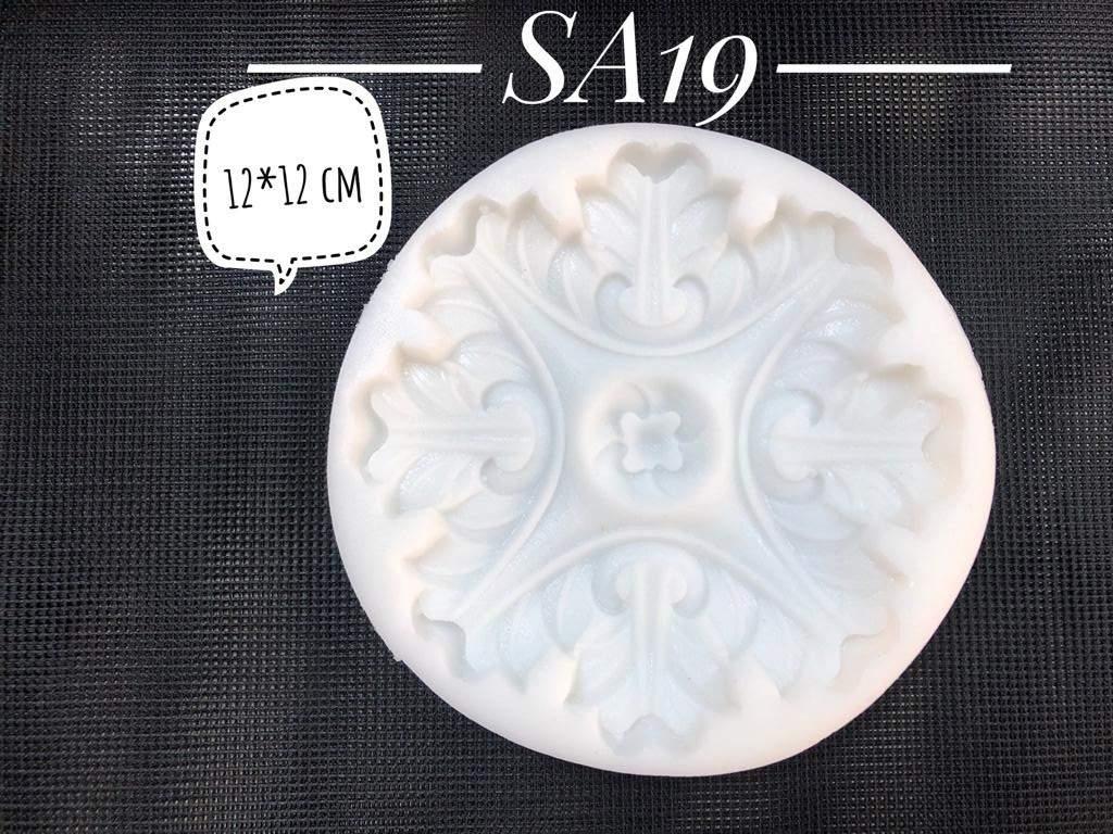 Szilikon forma - SA19