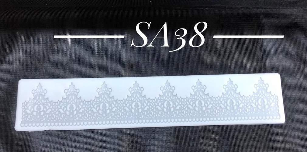 Szilikon forma - SA38