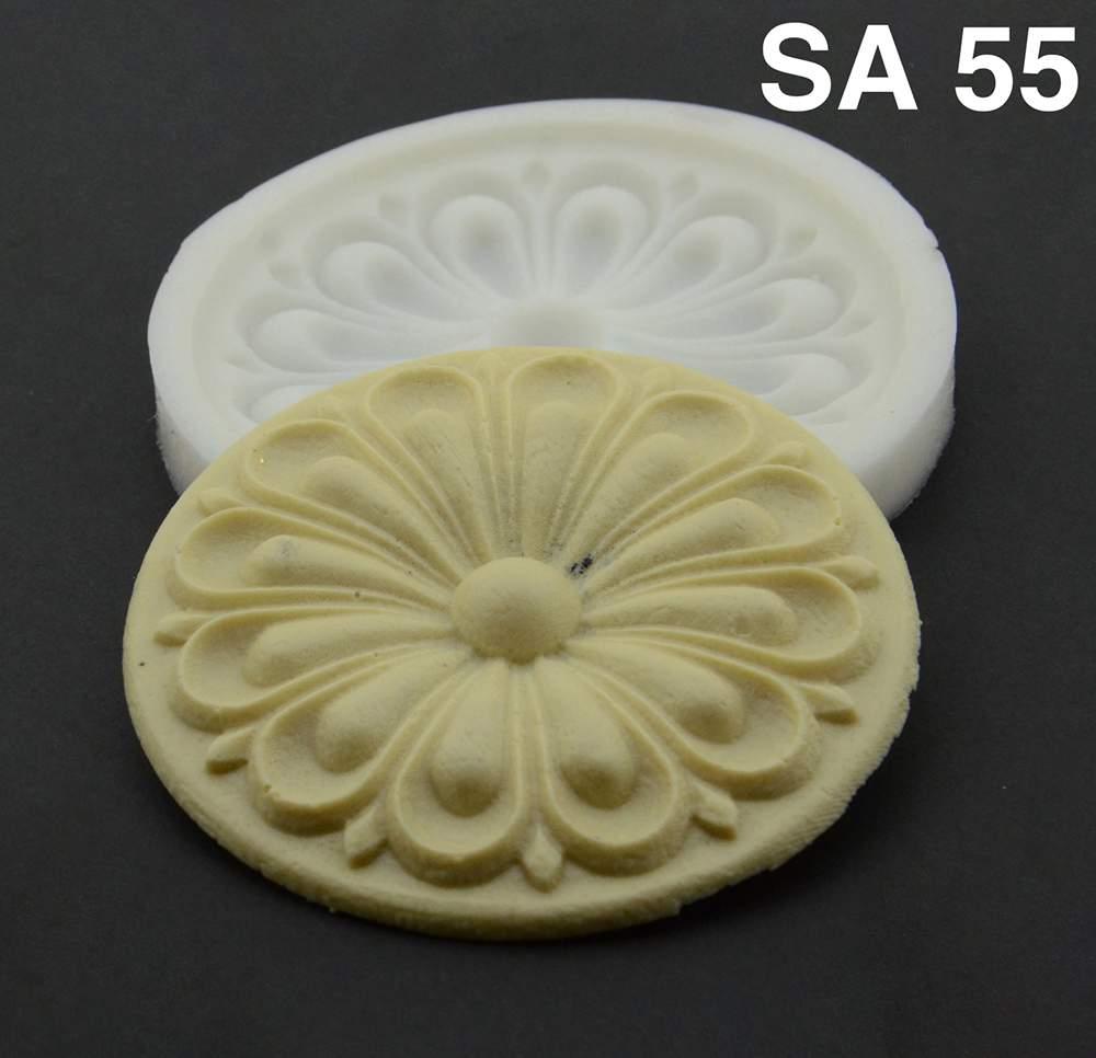 Szilikon forma - SA55