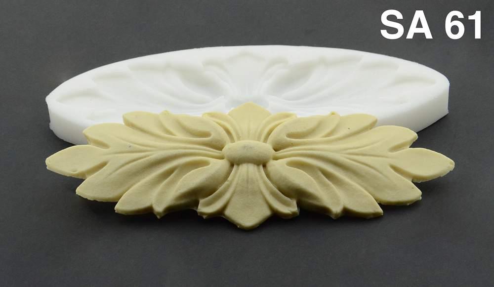 Szilikon forma - SA61