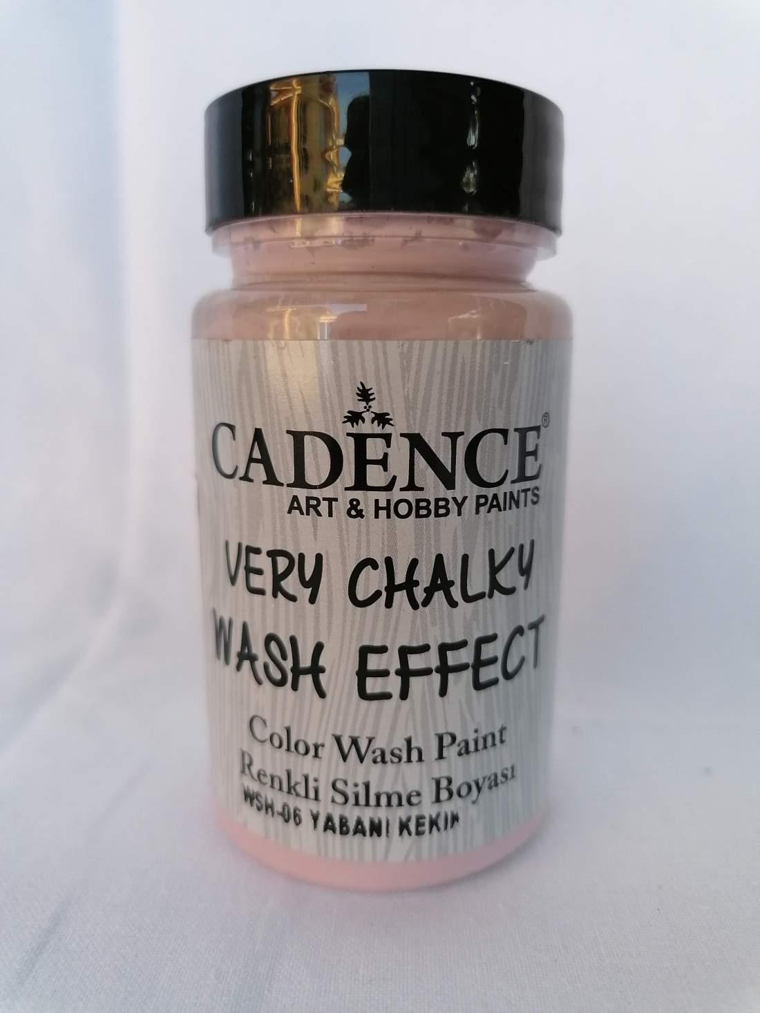 Very Chalky Wash Effekt - kakukkfű