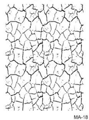 Stencil MA18