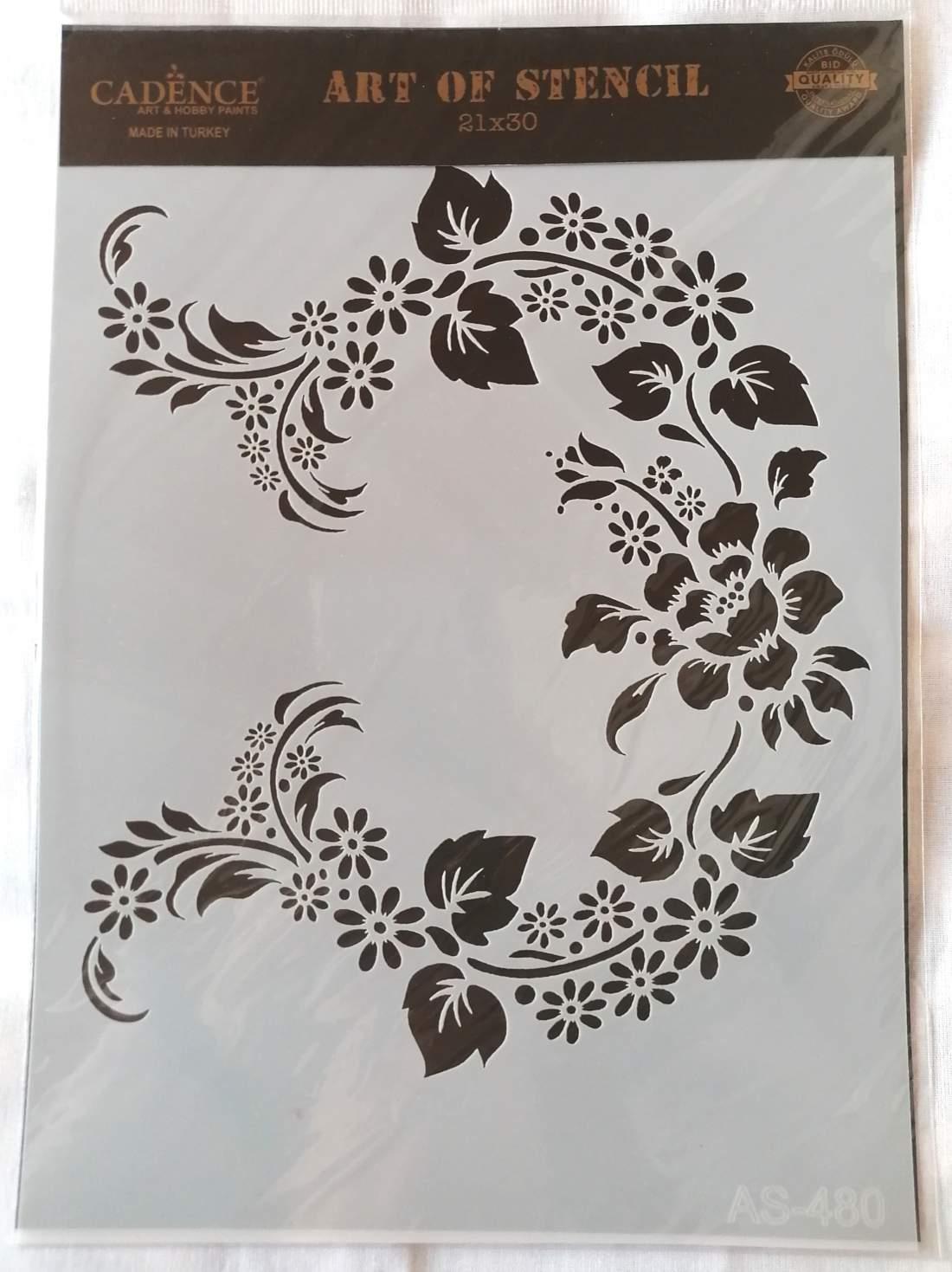 Stencil AS480