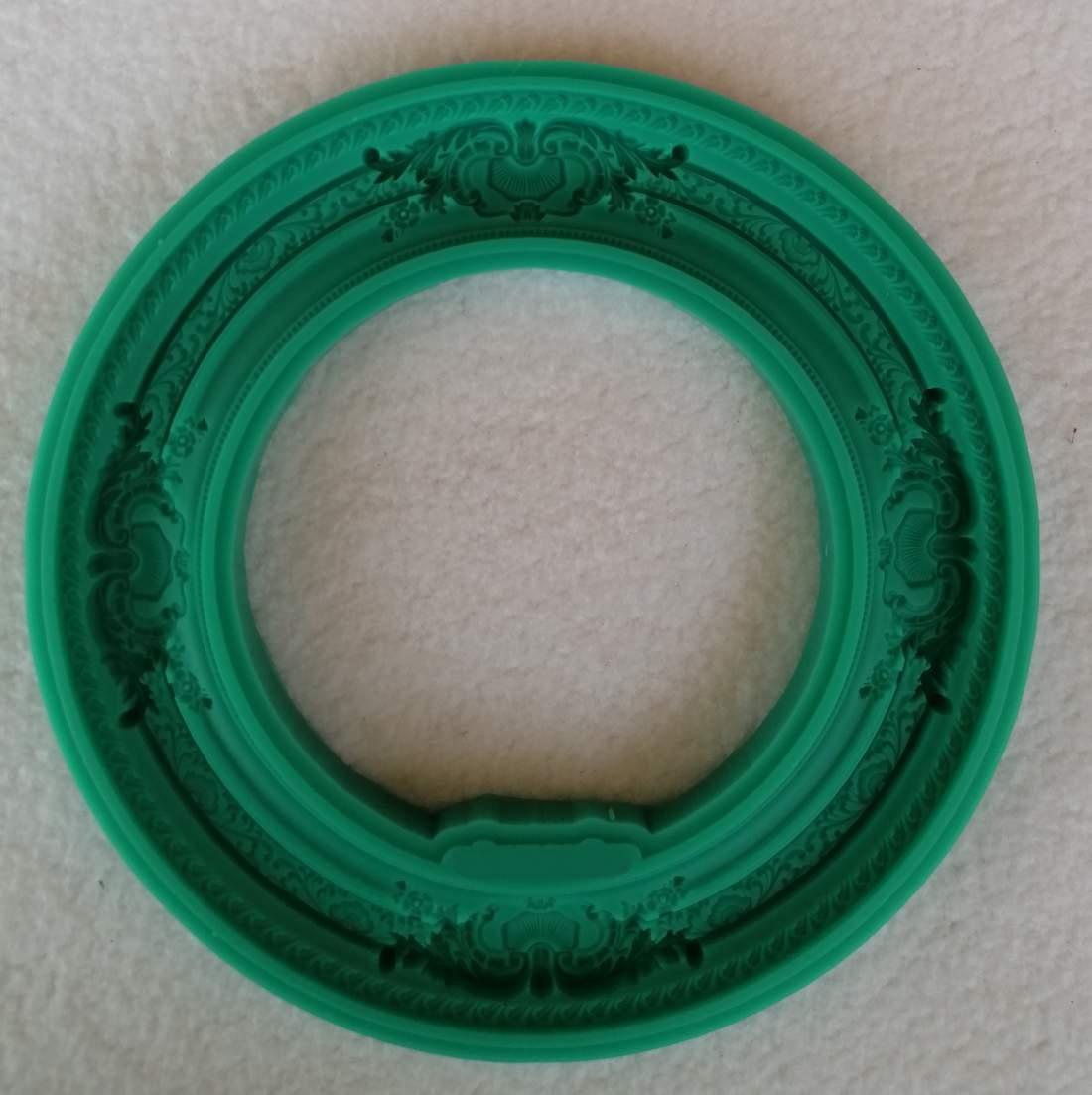 Szilikon forma - keret 3